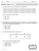 Mastery Quiz 4.4E: Division Arrays, Area Models, & Equations {TEKS 4.4E}