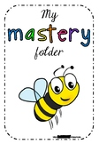Mastery folder