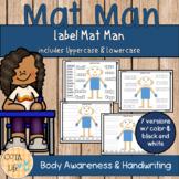 Label Mat Man