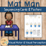 Mat Man Sequencing Cards and Posters
