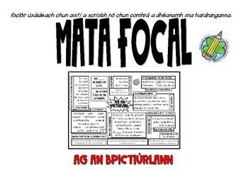 Mata Focal: Ag dul go dtí an Phictiúrlann