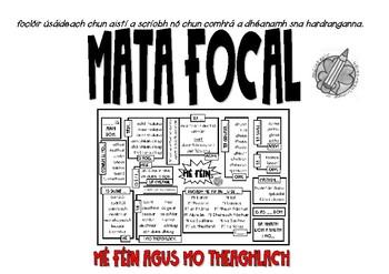 Mata Focal: Mé Féin agus Mo Theaghlach