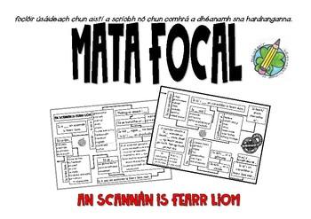Mata Focal: Teilifís: An Scannán is Fearr Liom