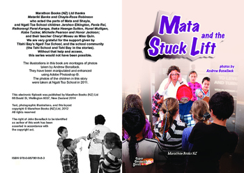 Mata and the Stuck Lift – easy-reading adventure for G2-4 remedial-reading boys