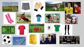 Matamosca: Deportes (Flyswatter Game: Sports)