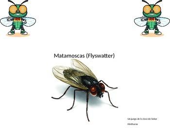 Matamoscas / Flyswatter Game- Spanish Numbers 0-2.000.000