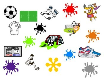 Matamoscas (Flyswatter) Spanish Sports Vocab
