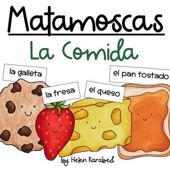 """Matamoscas """"La Comida"""" Game!"""