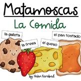 "Spanish ""La Comida"" Matamoscas"