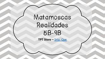 Matamoscas (Realidades I - 5B - 9B)