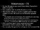 Matamoscas (Realidades I - 7B)