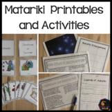Matariki activities, reading, printables