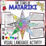 Matariki Activity Visual Language Puzzle | Matariki Art