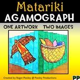 Matariki Agamograph Art Activity