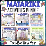 Matariki Literacy Bundle - New Zealand Reading, Writing, C