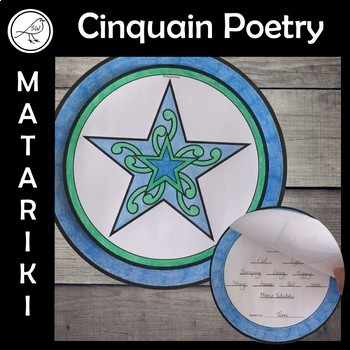 Matariki – Cinquain Poetry