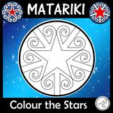 Matariki – Colour the Stars