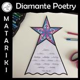 Matariki – Diamante Poetry