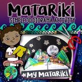 Matariki Diorama (3D freestanding display activity)