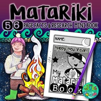 Matariki {Let's celebrate Māori New Year!}