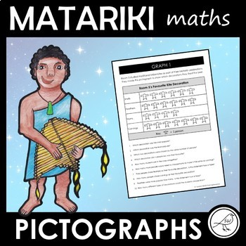 Matariki Maths  -  Pictograph Challenge