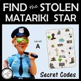 Matariki Mystery Code Breaking Activity - Level A