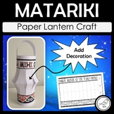 Matariki - Paper Lantern Craft