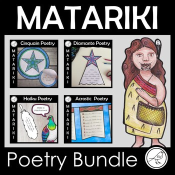 Matariki - Poetry Writing BUNDLE