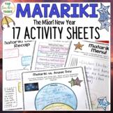 Matariki Print and Go Activity Pack - 15 Engaging ELA Resources
