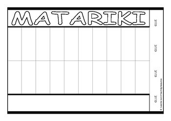 Matariki - Reading comprehension activity and paper lantern craft
