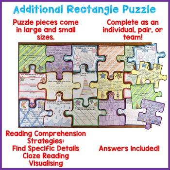 Matariki Scavenger Hunt Puzzle Activity