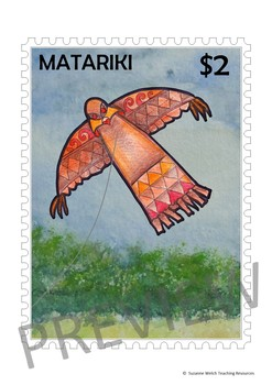 Matariki – Stamps