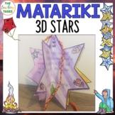 Matariki Star Activities 3D Ornament and Display