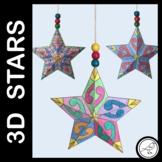 Matariki Star Craft Activity
