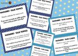 Matariki - TALK & TASK CARDS *FREEBIE*