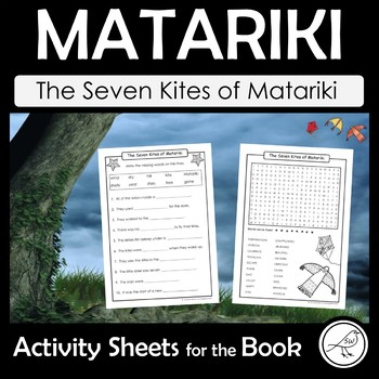 Matariki – The Seven Kites of Matariki – Activity Sheets for the book