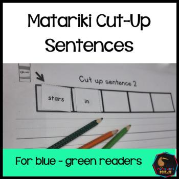Matariki cut-up sentences