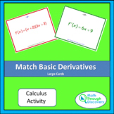 Match Basic Derivatives