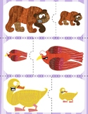Match Big to Little | Brown Bear Animals