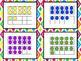 Ten Frames 1-20 Math Center