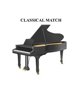 Match Classical Composers