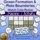 Match Cube Collaborative Review Game Plate Boundaries & Oc