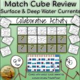Match Cube Collaborative Review Game Surface Boundary Currents w/KEYS