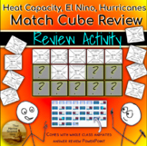 Match Cube Collaborative Review of Water's Heat Capacity & Hurricane Season