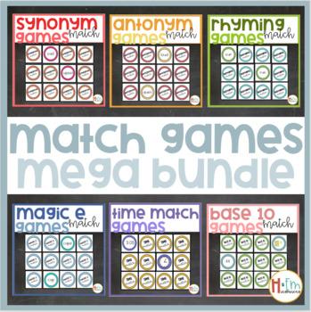 Match Games Mega Bundle