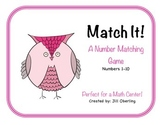 Match It! A Number Matching Game!