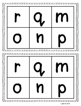 Match It!: Cooperative Learning Games for the Beginning of Kindergarten