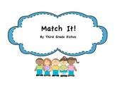 Match It - Fractions