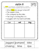 REACH for Reading {National Geographics} Match It! Phonics