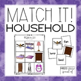 Match It! Household Independent Work Task